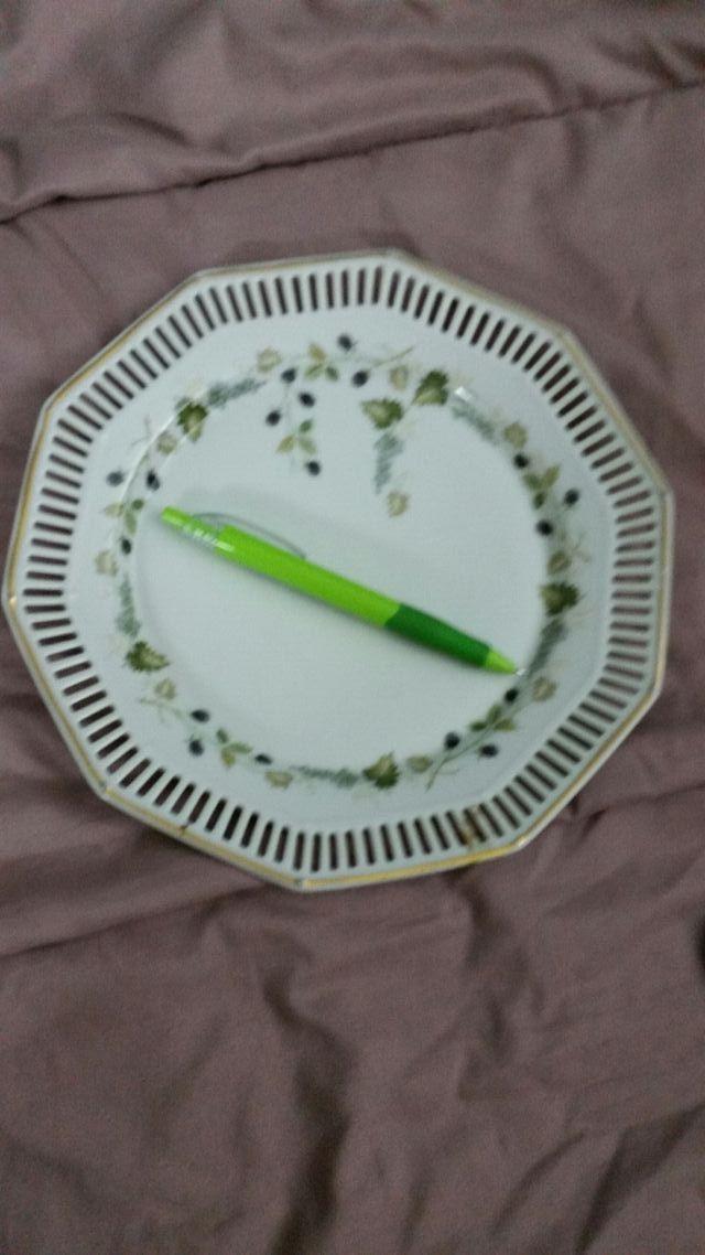 plato decoracion
