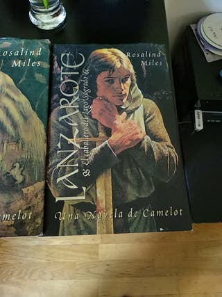 Trilogía de Camelot de Rosalind Miles