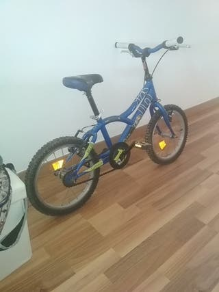 """bicicleta 16"""" niño orbea"""