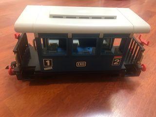 Vagón tren Playmobil 4100
