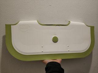 Reductor / barrera para bañera
