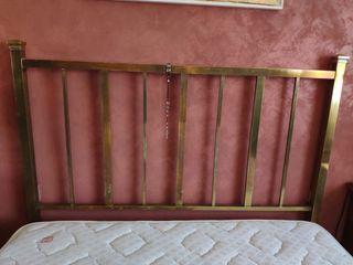 Cabecero cama antigüedad
