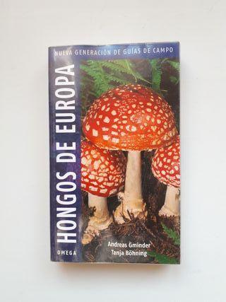 Guía hongos de Europa/Hongos de España y Europa.
