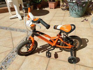 Bicicleta Infantil Monty 102