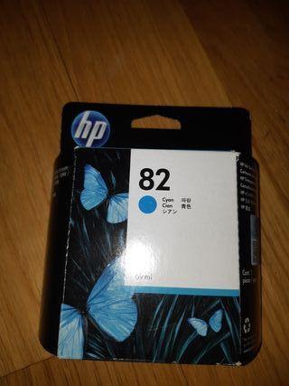 Cartuchos HP82 color