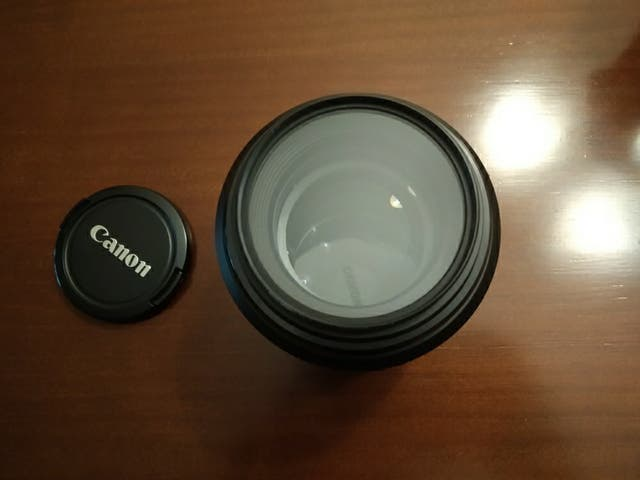 Objetivo para Canon 85mm 1.8 Yongnuo