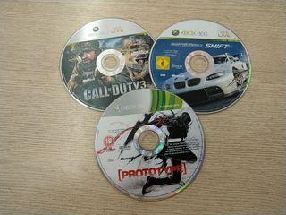 Xbox 360 prototype need for duty 3