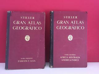 Gran Atlas Geográfico STIELER
