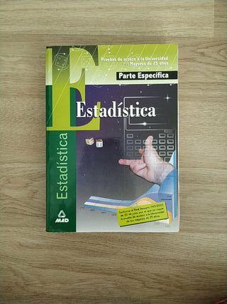 libro de prueba de acceso