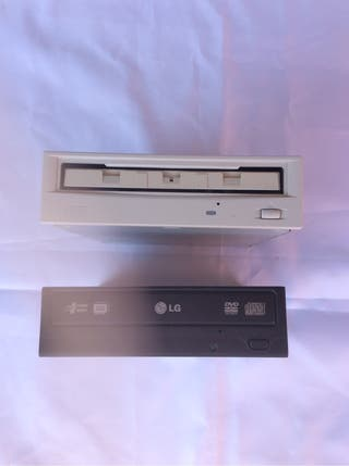Dvd grabador y cd reproductor para pc