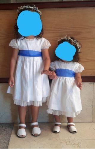 Vestido Neck & Neck 4-5 años