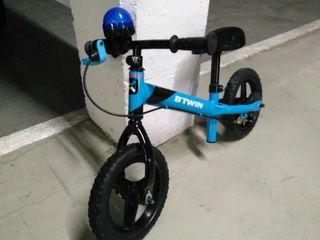 bicicleta niño/niña sin pedales