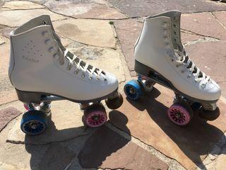 Patines de patinaje segunda mano