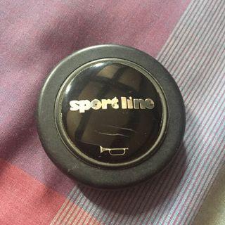 Centro de volante Sport Line