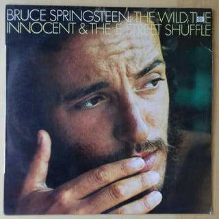 Disco vinilo Bruce Springsteen