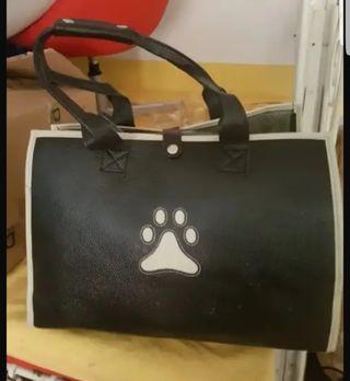 Bolso porta mascotas