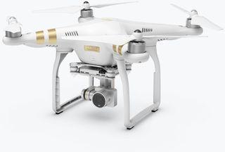 DRON DJI PHANTOM PROFESIONAL AVERIADO