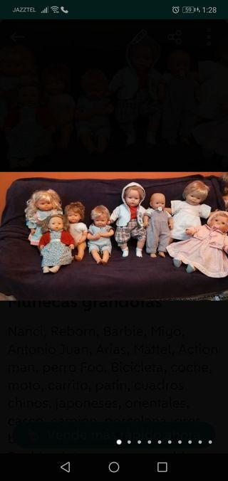 Muñecas grandotas