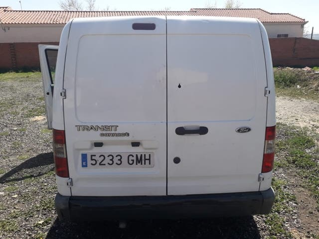 ford transit isotermo