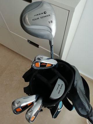 385f867f15fa1 Palos de golf bolsa de segunda mano en Valencia en WALLAPOP