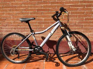 """Bicicleta B'twin Lila 24"""""""