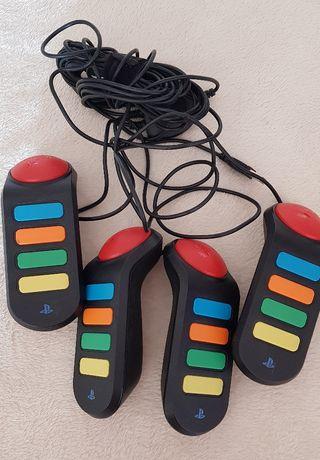 Juego y mandos Buzz para PS2