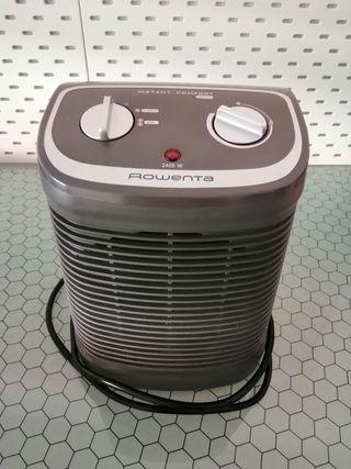 Calefactor y ventilador ROWENTA 2400W