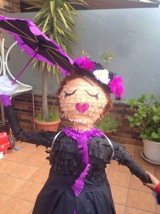 Piñata de mery popins