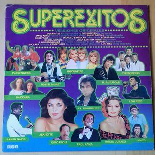 Disco vinilo SUPEREXITOS