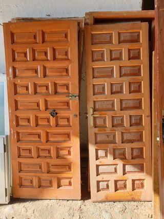 oferta 6 puertas antigüedades
