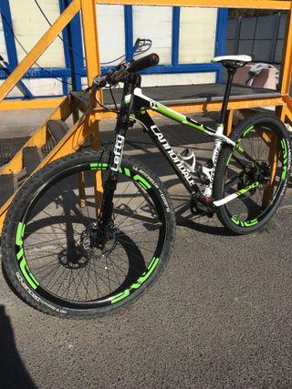 Bicicleta Cannondale F29 TEAM