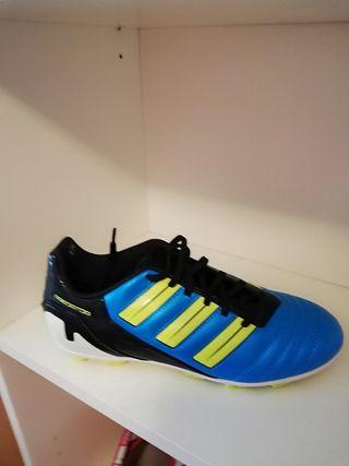 zapatillas Adidas fútbol 11 tacos sin estrenar