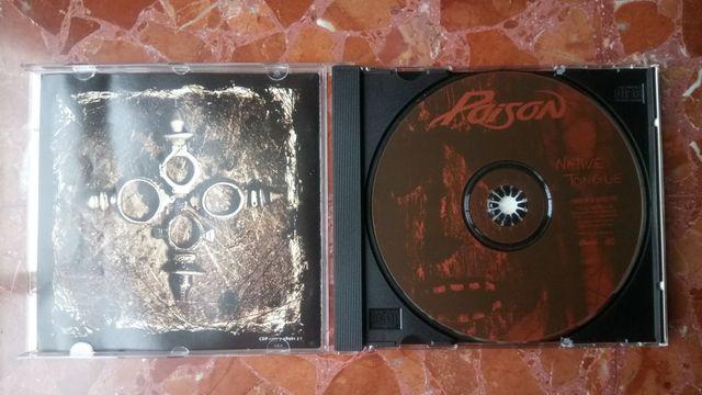POISON - Native Tongue  cd de segunda mano por 5 € en Motril