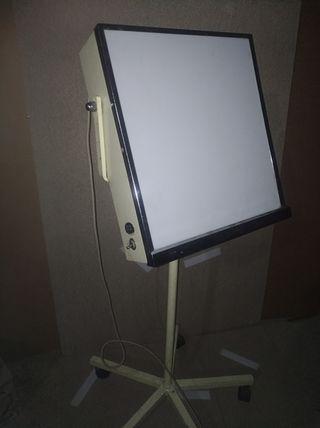 pantalla medica