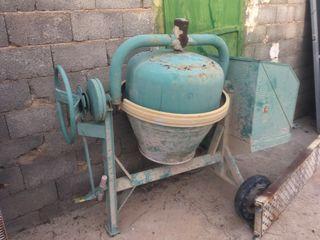 Hormigonera 280 litros eléctrica