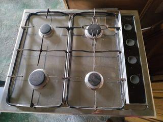 Cocina de gas Teka