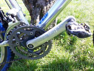 Mtb clasica. Bicicleta. Mountain Bike old school