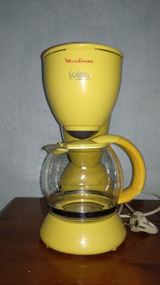Cafetera electrica Moulinex