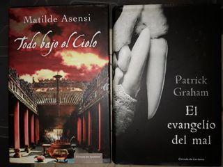 Matilde Asensi , Patrick Graham