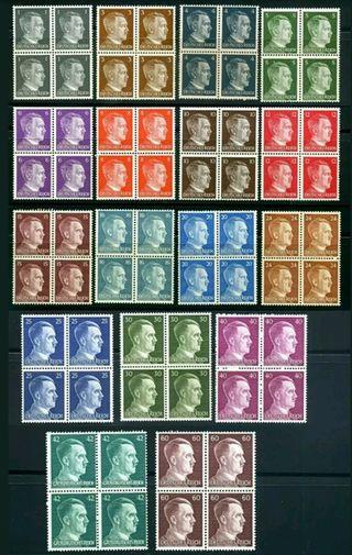 sellos de Hitler (segunda guerra mundial)