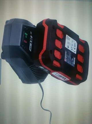 Parkside battery and charger new