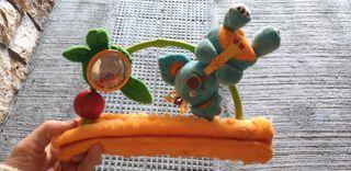 juguete bebe para carro
