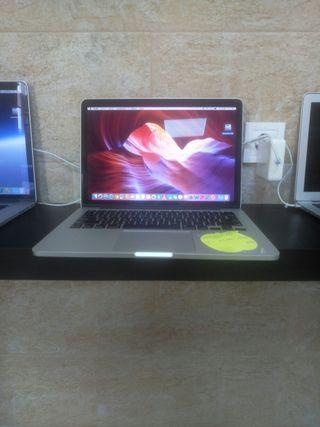 "Macbook Pro 13"" i7 16GB 2015-2017"