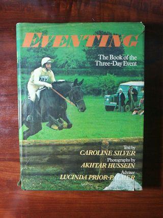 Libro Equitacion Ingles