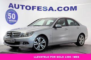 Mercedes-Benz C 180 C 180 K AVANTGARDE 156CV