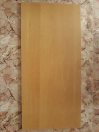 LOTE BALDAS de madera 0,83 x 0,41 cm
