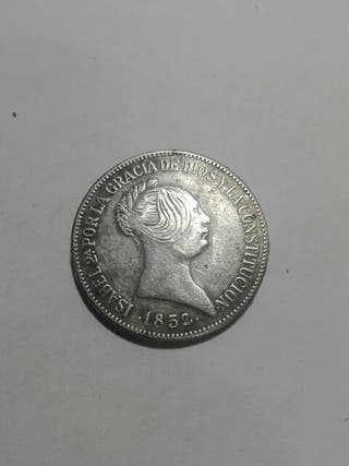 moneda de 20 reales
