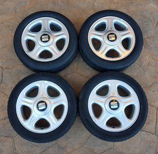 Llantas Seat Sport GT (Originales)