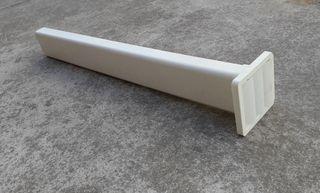 TUBO PVC CAMPANA EXTRACTORA