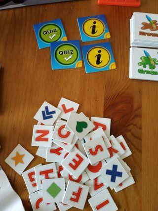 juego Mi primer ingles. Aprendo jugando
